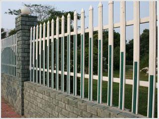 pvc栅栏护栏